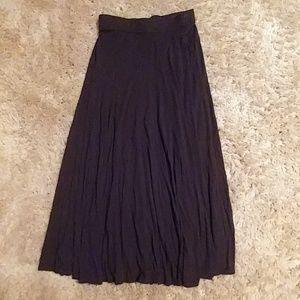 Soft Surroundings Maxi Skirt Size Medium